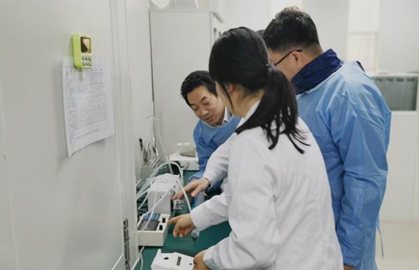 PulseNet China德阳网络实验室通过现场认证认可